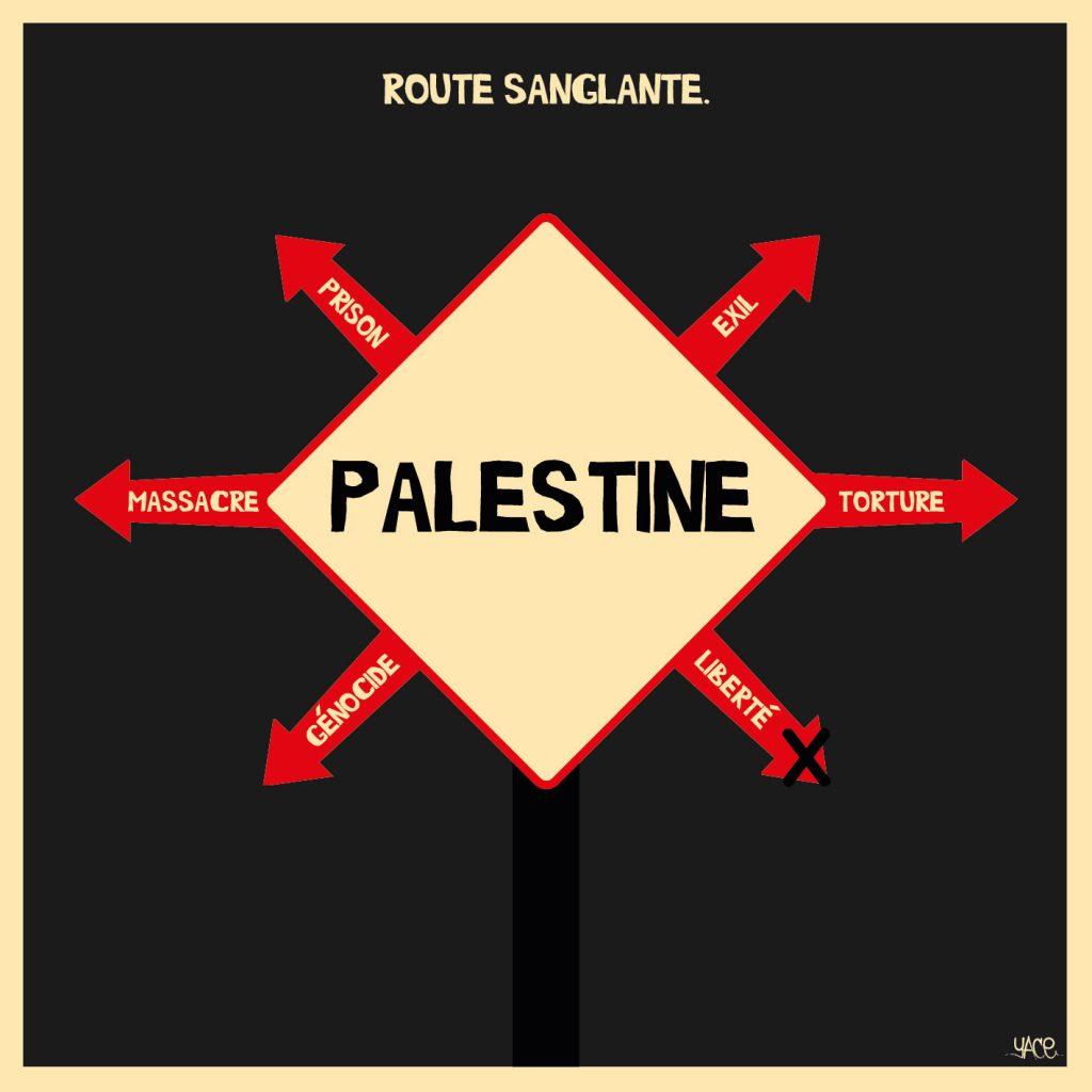 1.Route sanglante