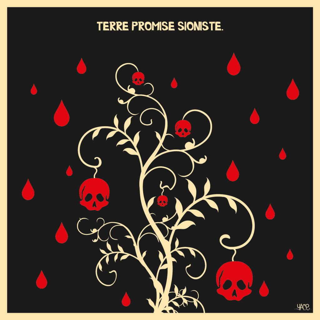 4.Terre promise sioniste