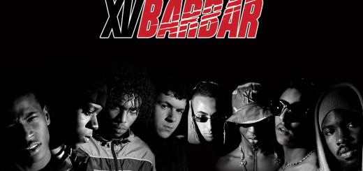 cover - XVBARBAR Instinct Animal