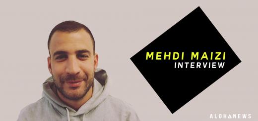 Mehdi Maizi, animateur chez OKLM Radio.
