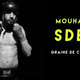 Mouhamed Sder, boxeur.