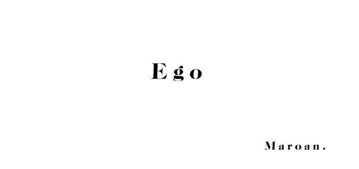 Ego-maroan