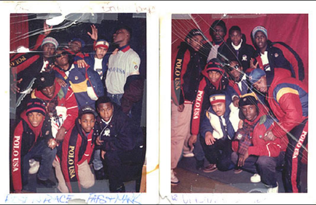 Les deux crews qui ont fondé les LoLifes en 1988 / © Flickr