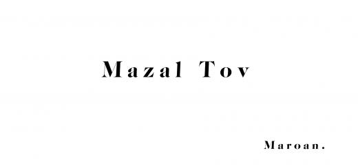 Mazal-Tov