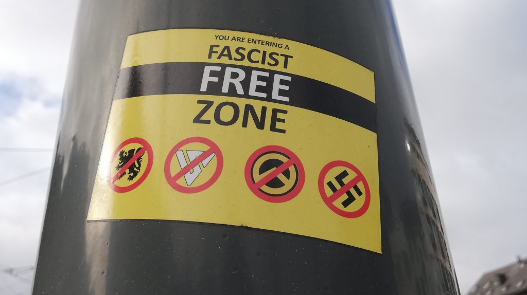 Fascist Free Zone