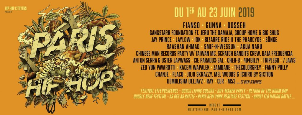 Paris Hip-Hop Festival